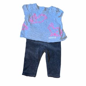 3/$25 Baby GAP 🐰 BEATRIX POTTER 3-6 month outfit